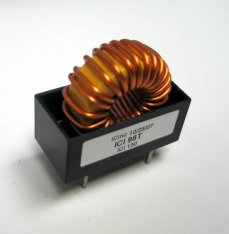 ICI-98T Toroidal Inductors High current